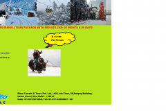 Shimla and Manali Pvt Tour package.